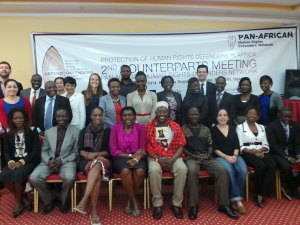 2nd Annual Counterpart Meeting of the Pan-African Human Rights Defenders Network