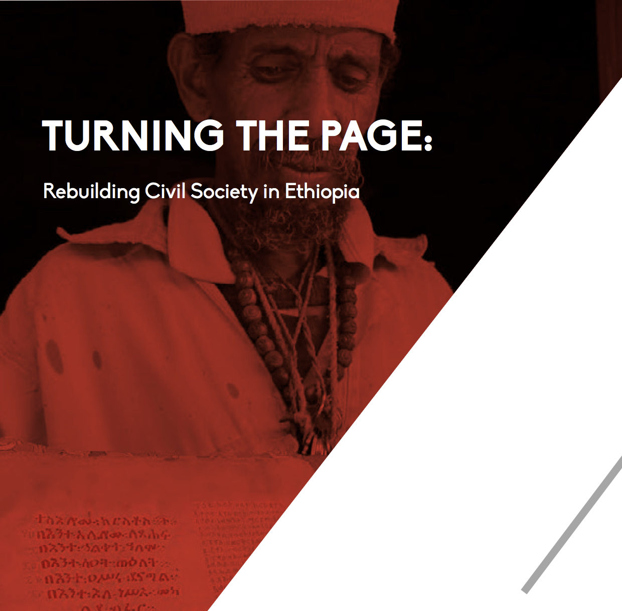 Turning the Page: Rebuilding Civil Society in Ethiopia
