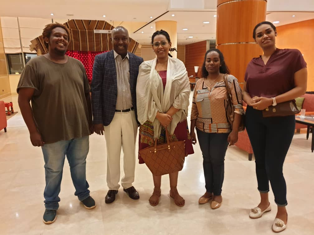 DefendDefenders met with Sudanese civil society activists, discussing ways to boost Sudanese civil society.