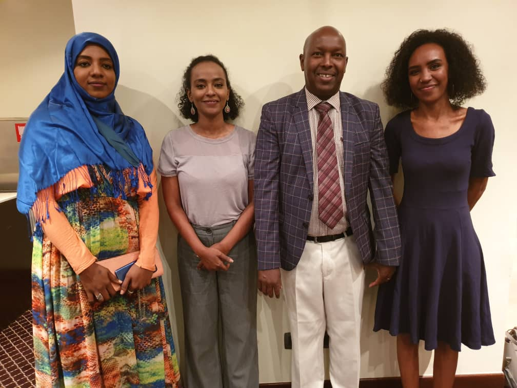 DefendDefenders met with Sudanese women human rights defenders (WHRDs), previously participants of our SafeSister program.