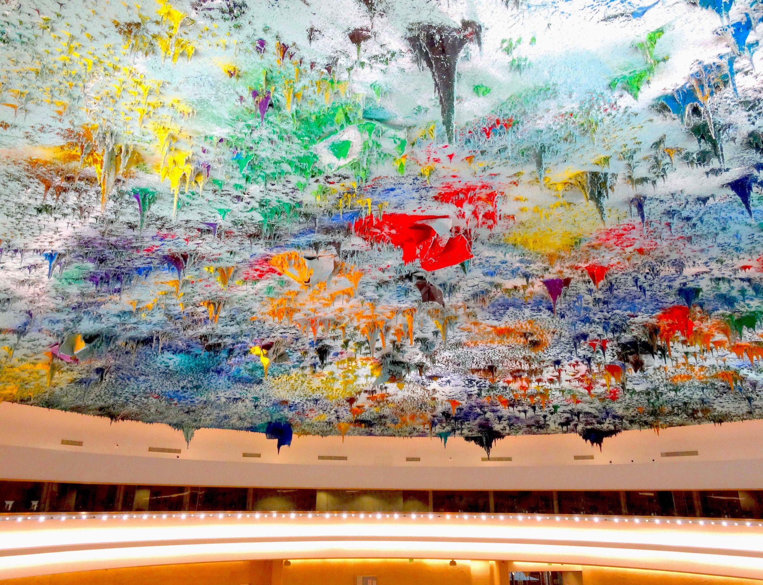 Human rights council chamber